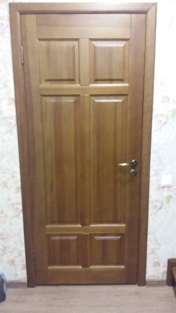 Входная деревянная дверь Воронеж