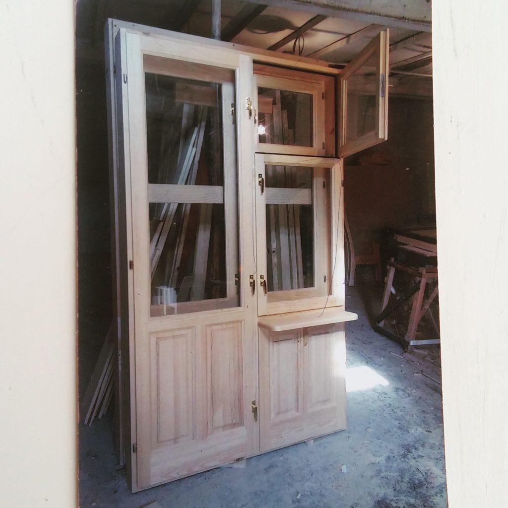 окно деревянное воронеж