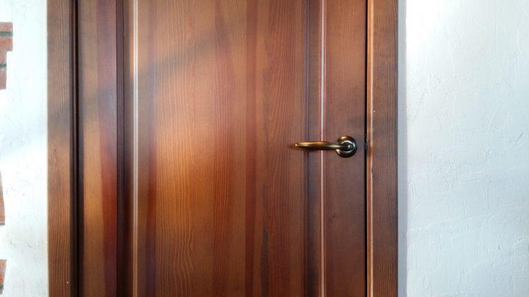 Деревянная дверь Воронеж