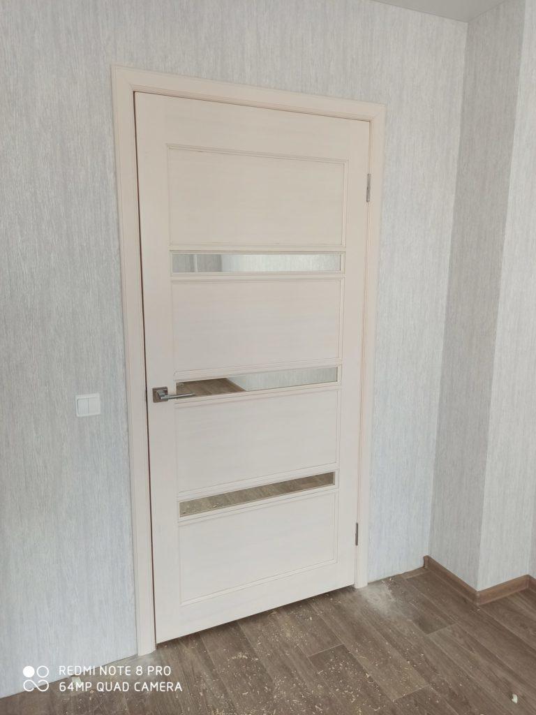 Деревянная дверь на заказ Воронеж